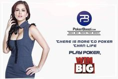 Play with me on PokerBaazi.com, India's most trusted poker website.  Get Rs 100 FREE on sign up using my code SUNNYJ.  #Poker #P