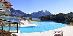 Pool at LLao LLao Hotel Bariloche, Argentina