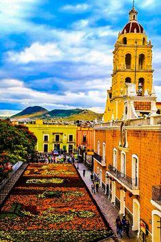Atlixco, Puebla. Nov. 2015
