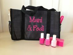 Thirty-One Keep It Caddy ... Great for organizing your mani and pedi accessories!