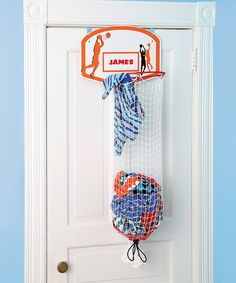 Look at this Basketball Hamper on #zulily today!