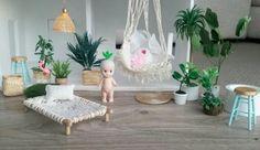 maison de poupées moderne deco boheme Plus