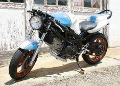 2002 Suzuki SV650 Suzuki Sv 650, Cafe Racers, Dream Big, Motorbikes, Quad, Cars Motorcycles, Concept Art, Garage, Choppers