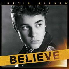 Justin Bieber - Believe on LP
