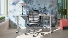 Steelcase Series 1 office chair delivers performance, style and choice. It retains everything that's valued in a chair, while making it attainable for everyone. Office Furniture, Office Chairs, Drafting Desk, Home Office, Contemporary, Workplace, Design, Home Decor, Architecture