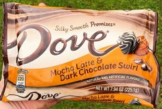 Dove Mocha Latte & Dark Chocolate Swirl