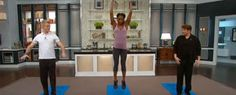 Tabata Training Workout | Steven and Chris | Fitness guru Assata McKenzie introduces us to the hardest workout ever (a.k.a. Tabata training). It's like interval training...on steroids. Created by Izumi Tabata, Tabata training is based on the theory that the body burns more fat with high-intensity exercise. The...