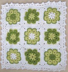 Granny-Kissen (link to pattern) ༺✿ƬⱤღ  http://www.pinterest.com/teretegui/✿༻