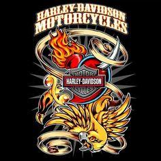 H-D ~ Harley Davidson Stickers, Harley Davidson Posters, Harley Davidson Pictures, Harley Davidson Wallpaper, Harley Davidson T Shirts, Harley Davidson Motorcycles, Happy Birthday Harley Davidson, Biker Birthday, Harley Davison