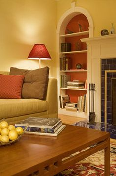 AND Interior Design Studio mediterranean living room