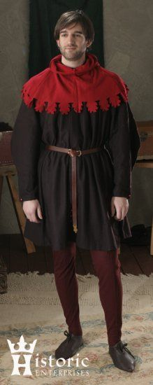 another herjolfsnes replica. Greenland norse vikings, early middle ages. woolen clothes.