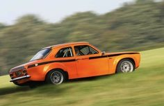 1972 Ford Escort Mexico Orange Maintenance of old vehicles: the material for new cogs/casters/gears/pads could be cast polyamide which I (Cast polyamide) can produce Classic Cars British, Ford Classic Cars, Classic Cars Online, Escort Mk1, Ford Escort, Ford Rs, Car Ford, Porsche 356, Rally Car