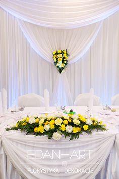 Dekoracje weselne Edan-Art, Kwiaty do ślubu warmińsko-mazurskie. Mercury - Mrągowo  #wesele #slub