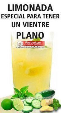 Receta de limonada especial para vientre plano.✅ Los beneficios de tomar agua son muchos, y uno de ellos es la manera en que limpia tu sistema facilitando la digestión y ayudando a limpiar las cosas malas que tenemos en el cuerpo. Esta limonada especial que ayuda a desintoxicar naturalmente tu cuerpo y [...]