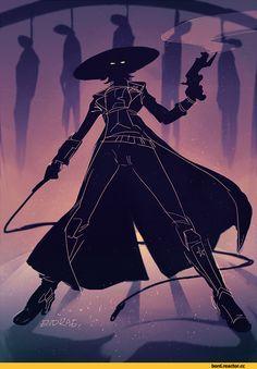 Sheriff of Lynchwood,Nisha,BL персонажи,Borderlands,фэндомы,Endrae