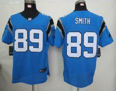 Jerseys NFL Wholesale - Carolina Panthers #1 Cam Newton Light Blue Football Jersey ...