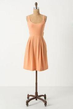 Rolo Crossback Dress. Sweet summer dress.