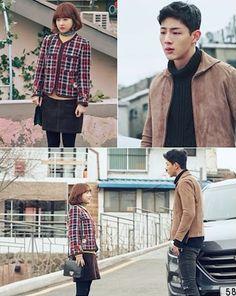 [Strong Woman Do Bong Soon] Korean Drama Kpop Outfits, Korean Outfits, Cute Outfits, Strong Girls, Strong Women, Do Bong Soon Fashion, Ji Soo Actor, Strong Woman Do Bong Soon, Park Bo Young