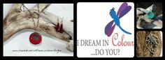 www.facebook/com/IDream.in.Colour.Do.You Handmade jewellery gifts dragonfly Handmade Jewellery, Jewelry Gifts, Jewelry Accessories, My Dream, Colour, Facebook, Art, Color, Art Background