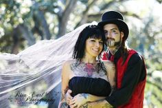 Wedding Album: Tania and Perry, Hitched!: Animal Planet