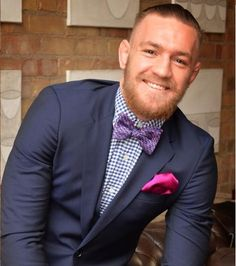 conor mcgregor | Beautiful Smile!