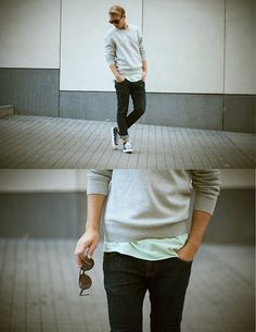 Street Style 101 || Casual Monday (by Aras San)