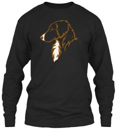 Nova Scotia Duck Tolling Retriever | Teespring On sale for 5 days. Stylized Nova Scotia Duck Tolling Retriever on black.  Original design by artist Ann Priddy.  On sale for a limited time. For a roomier fit order one size up. Other styles available.