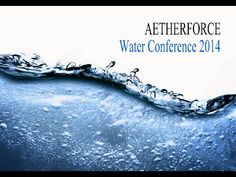 Gerald Pollack : The Water Revolution - Water Conference 2014