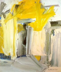 Willem de Kooning - Door to the River
