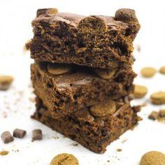 Kruidnoten brownie