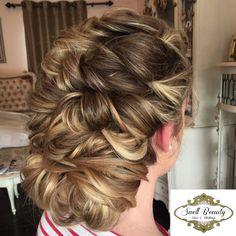 Rancho Las Lomas Wedding - Hair by Dee