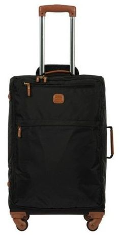 Bric's X-Bag 25 Inch Spinner Suitcase - Black