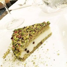 #cake #ricotta #pistacchio