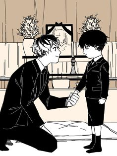 Tokyo Ghoul Urie and sasaki