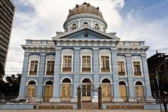 Recife, Pernambuco, Brasil - Assembleia Legislativa