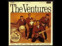 The Ventures ~ The Ventures (vinyl) Love all that surf music Surf Guitar, Surf Music, 60s Music, Guitar Room, Music Radio, Rock And Roll, Rock & Pop, Rockabilly, Santo & Johnny