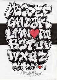 Resultado de imagen para graffiti e