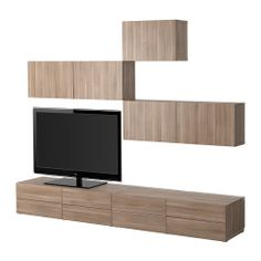 besta burs from ikea by decor8, via flickr | casa nuova! | pinterest - Mobili Tv Besta Ikea