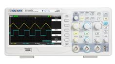 Siglent Sds1052dl Digital Storage Oscilloscope With Frequency Counter, 50Mhz, 7'' Tft-Lcd Display, 2015 Amazon Top Rated Lab Instruments & Equipment #BISS