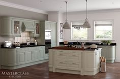 Kitchens by Nailsea Electrical, offer design and installation of the high quality kitchen range - Masterclass Classic. 0117 924 6002