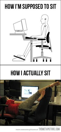 @Emily Keahey ... we need to practice better posture lmao... this is us especially on Sunday!
