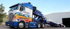 GRS Towing - K200 tilt trailer