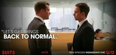Harvey and Mike Suits Tv Series, Suits Tv Shows, Donna Paulsen, Jessica Pearson, Suits Harvey, Suits Quotes, Sarah Rafferty, Gina Torres, Suits Usa