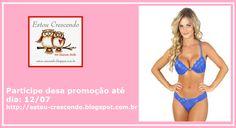 Estou Crescendo: Promoção Nacional em parceria com Click Chique