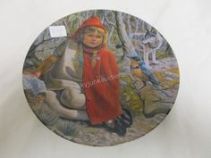 "Collectors Plate ""Little Red Riding Hood"""