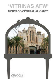 Tenemos otro lugar en el que lucirán nuestras vitrinas, se trata del Mercado Central de Alicante #AFW #Vitrinas
