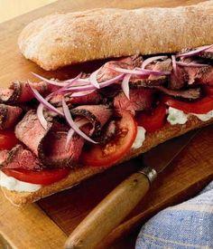 gyro style steak minus the bread