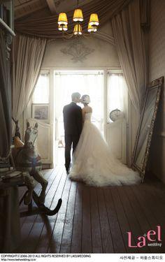 Jung Jin (actor) & his bride