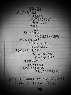 ... Cute Ideas, Cute Letters To Boyfriends, Cute Boyfriends Birthday Ideas