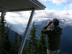 Sourdough Mountain Location: North CascadesRound Trip: 12.5 miles roundtripElevation Gain: 5100' to 6000'
